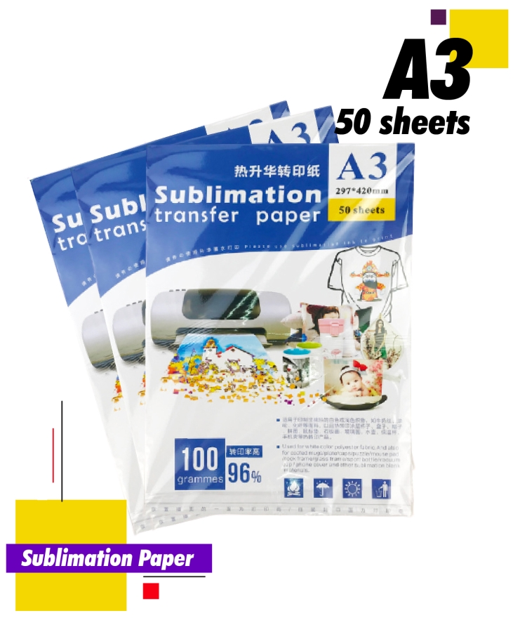 A3 Sublimation Paper (China)