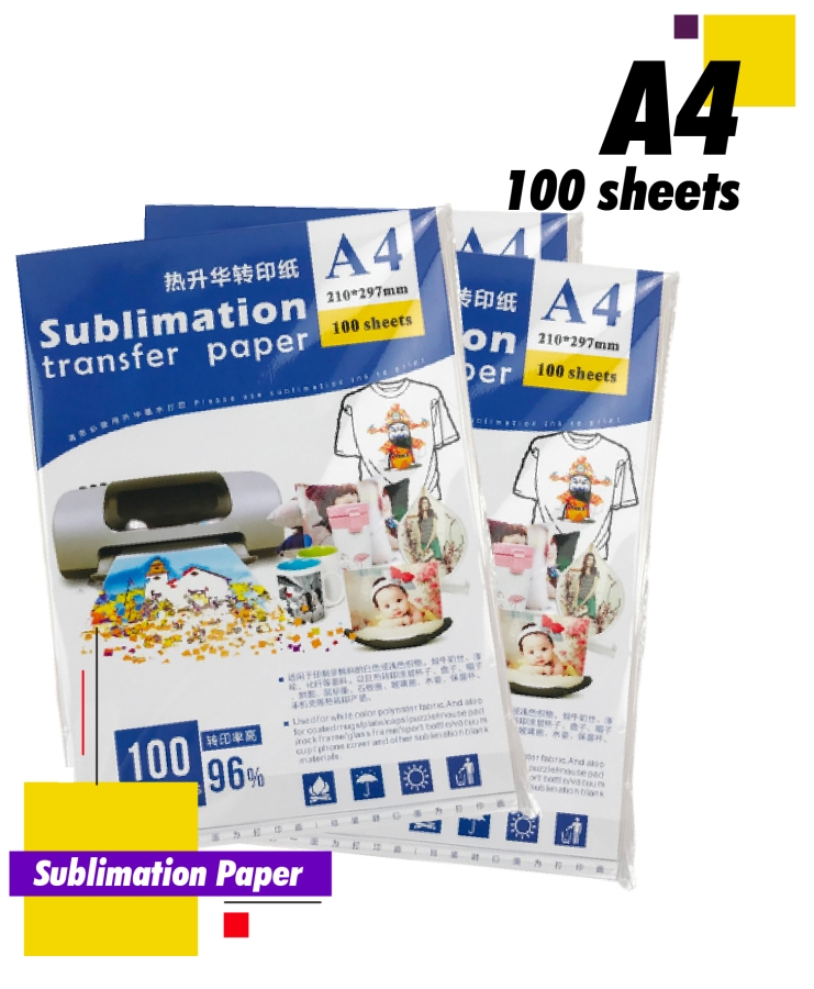 A4 Sublimation Paper (China)