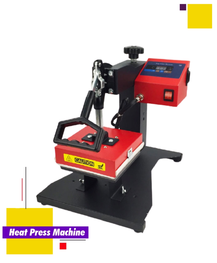 Logo Press Machine