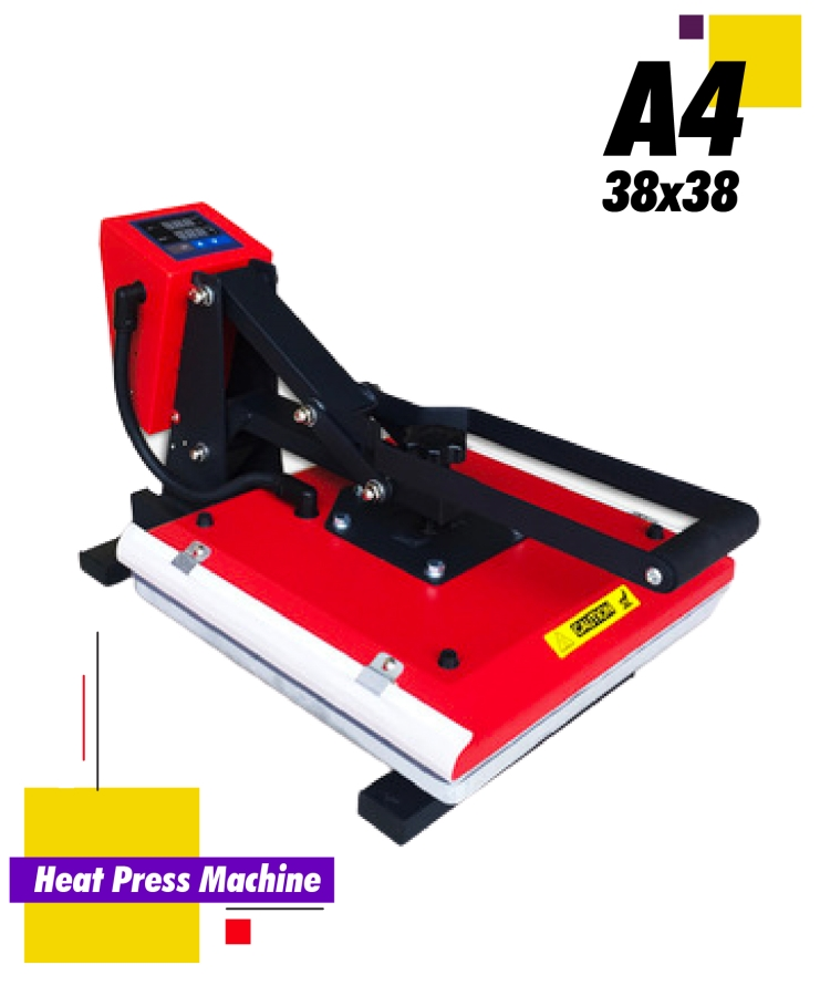 A4 Heat Press Machine