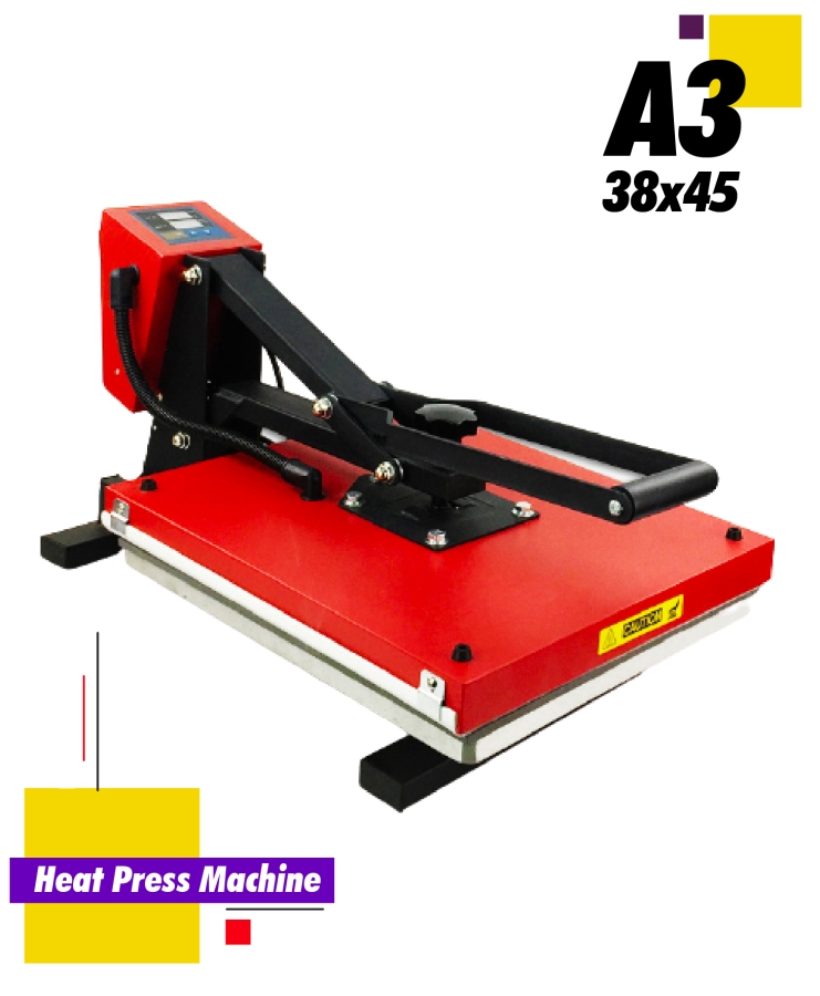 A3 Heat Press Machine