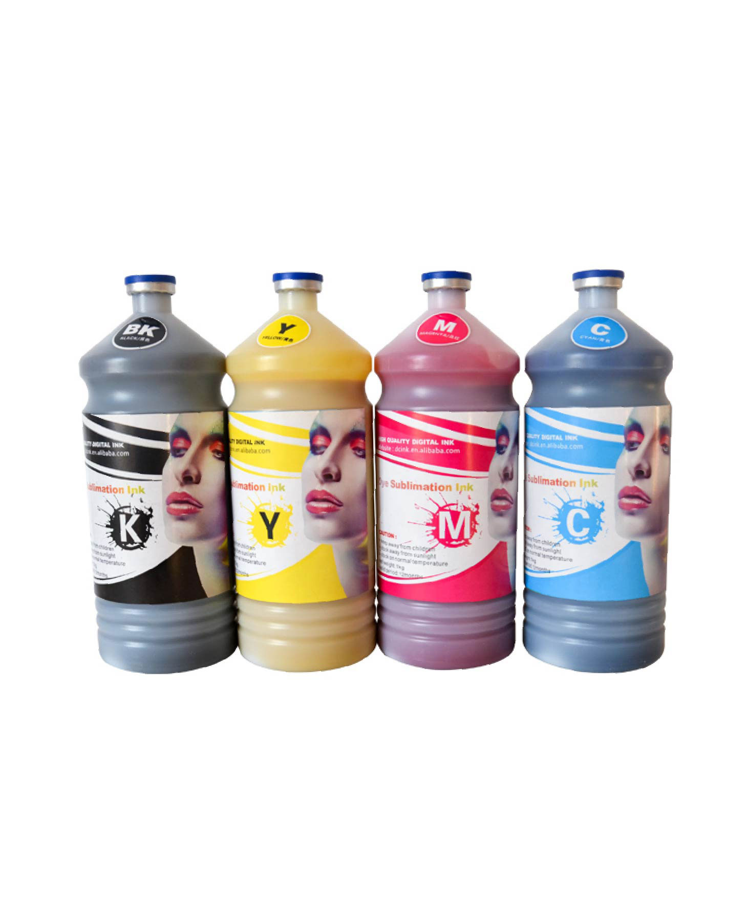 Sublimation Ink - 1L (Magenta)